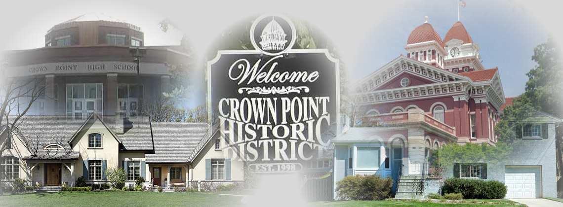 Crown Point IN Header